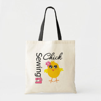 Poussin de couture sac en toile budget