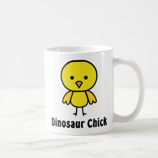 Poussin de dinosaure mug