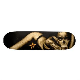 Poussin gothique skateboards