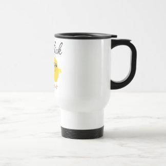 Poussin super mug