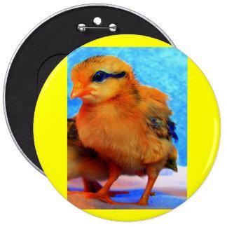 Poussin-Un-Dee-Lumière de Pâques Badges
