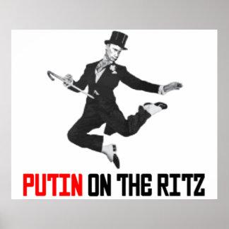 Poutine sur le Ritz Posters