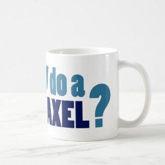 Pouvez-vous faire Axel triple ? Mug