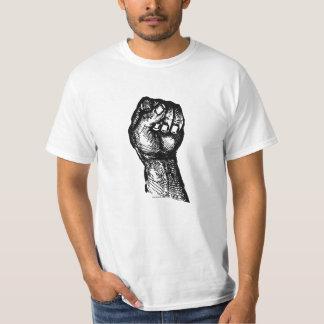 Pouvoir et force t-shirts