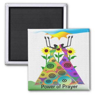 Power of Prayer Fridge Magnet