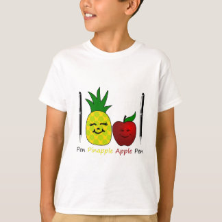 PPAP badine le T-shirt