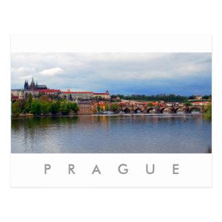 Prague Carte Postale