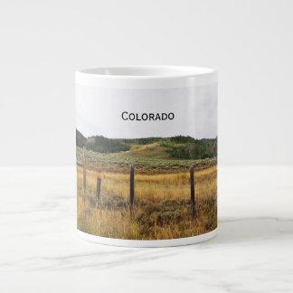 prairie dans le Colorado Grande Tasse