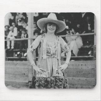 Prairie Henderson rose Tapis De Souris