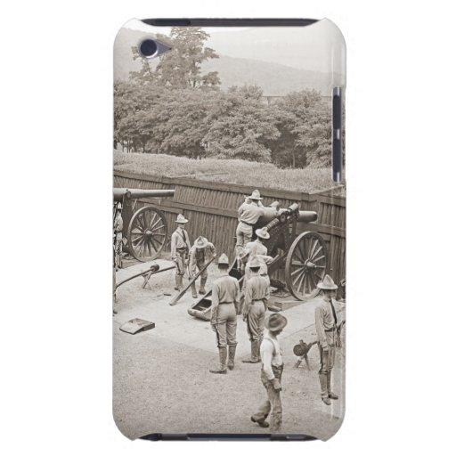 Pratique en matière 1905 d'artillerie de West Poin Coques iPod Touch