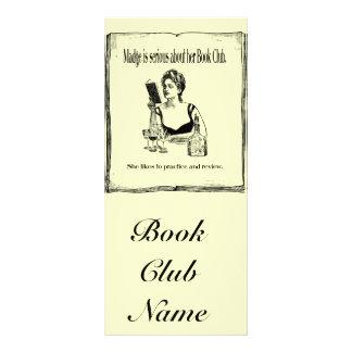 Pratique pour la conception vintage de club de motif pour double carte