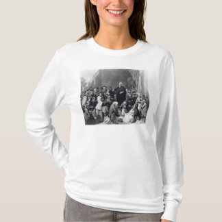 Prédication de John Wesley T-shirt