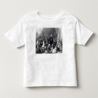 Prédication de John Wesley T-shirt Pour Les Tous Petits