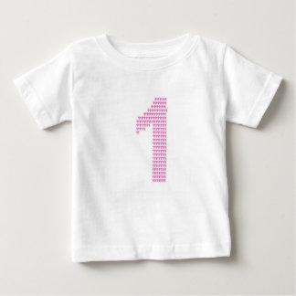 Premier anniversaire t-shirt pour bébé