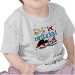 Premier clown d'anniversaire t-shirt