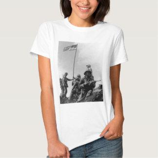 Premier drapeau d'Iwo Jima augmentant le 23 T-shirt