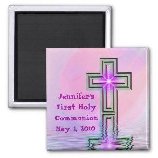 Premier magnet de la sainte communion de Jennifer