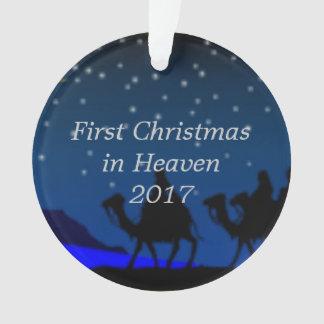 Premier Noël dans le ciel 2017