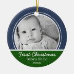 Premier Noël de Babys Décorations De Noël