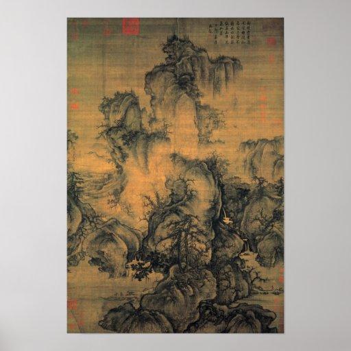 Premier ressort de Guo XI Posters