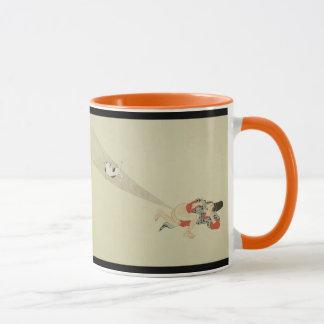 Premier rouleau, batailles antiques de pet de mug
