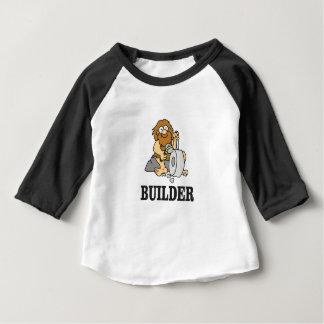 premier type de constructeur t-shirt pour bébé