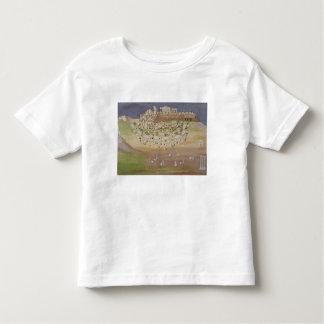 Première bataille d'Athènes en 1826, de l'illustré T-shirt Pour Les Tous Petits