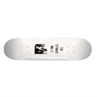 Première conception de planche à roulettes de comm skateboard