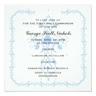 Invitation communion personnalisables sur Zazzle