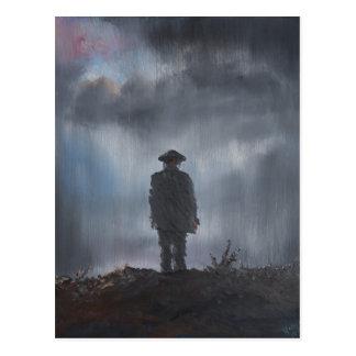 Première guerre mondiale de soldat inconnu 2014 carte postale