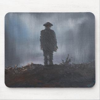Première guerre mondiale de soldat inconnu 2014 tapis de souris