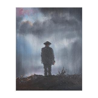 Première guerre mondiale de soldat inconnu 2014 toiles