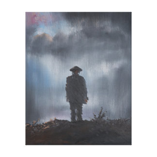 Première guerre mondiale de soldat inconnu 2014 toiles tendues sur châssis