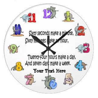Première horloge de Childs garantie pour faire