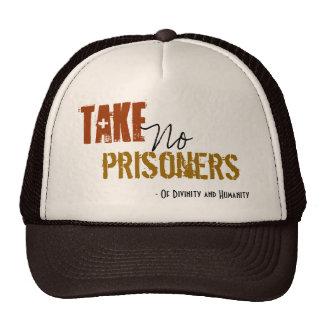 Prenez à aucuns prisonniers le casquette