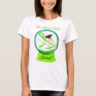 """""""Prenez à santé mentale"""" le T-shirts global de"""