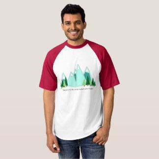 Prenez du temps de faire ce qui vous rend heureux t-shirt