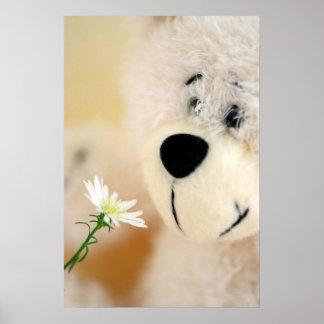 Prenez du temps de sentir les fleurs posters