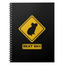 prenez garde des koala carnets à spirale