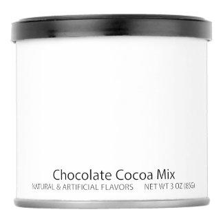 Préparation de chocolat chaud