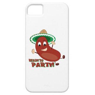 Préparez pour party coque Case-Mate iPhone 5