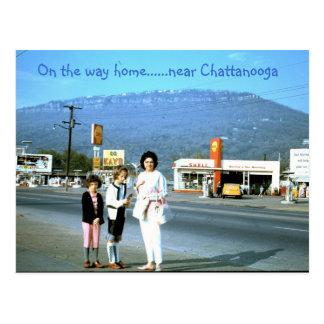 Près de Chattanooga, TN Carte Postale