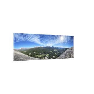 Prés de Tuolumne de dôme de Lembert - Yosemite Toile