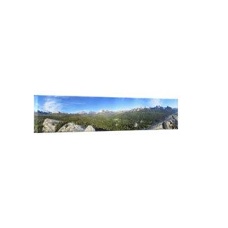 Prés de Tuolumne du dôme 3 de Lembert - Yosemite Toile