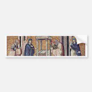Présentation de Jésus infantile dans le temple par Adhésifs Pour Voiture