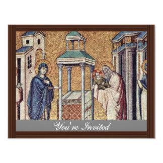 Présentation de Jésus infantile dans le temple par Cartons D'invitation