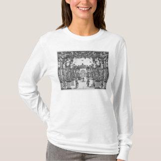 Présentez la conception par Giacomo Torelli pour T-shirt
