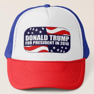 Président 2016 de Donald Trump Casquette
