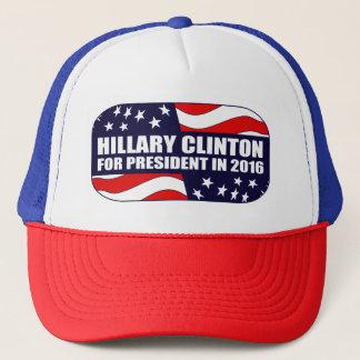 Président 2016 de Hillary Clinton Casquette