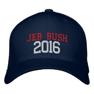 Président 2016 de Jeb Bush Casquette Brodée